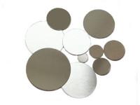 Набор маленьких металлических кругов
